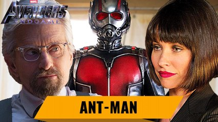 Avengers 4 Endgame Countdown: Ant-Man
