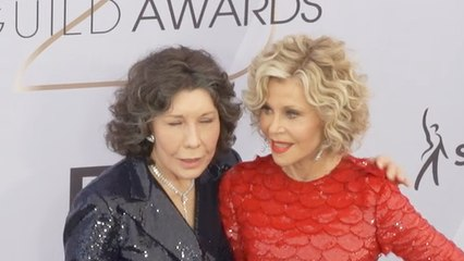 Jane Fonda & Lily Tomlin's Decade Long Friendship