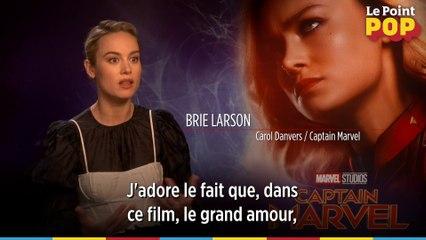 Rencontre avec les acteurs de Captain Marvel
