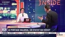 Le portage salarial, un statut qui séduit - 07/03