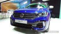 Volkswagen T-Roc R : concept définitif- En direct du salon de Genève 2019