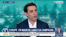 Européennes: le directeur de la campagne de LaRem décrit 'une initiative inédite