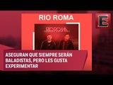Río Roma presenta su sencillo 'Deberías estar aquí'