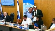 Israel election committee bans Arab-Israeli coalition