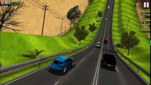 Turbo Traffic - Fast Speed Car Driving Games - Android Gameplay FHD