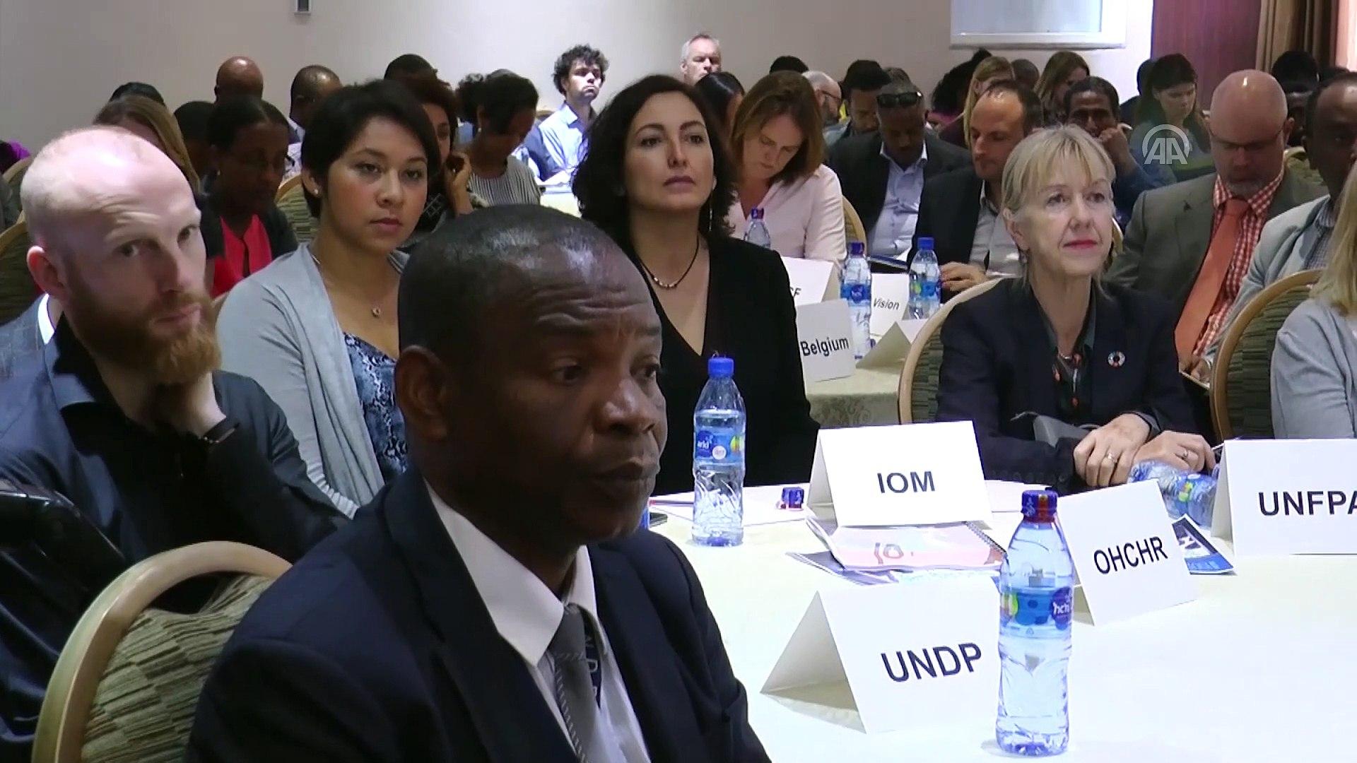 Etiyopya acil yardım için 1.3 milyar dolar çağrıda bulundu - ADDİS ABABA