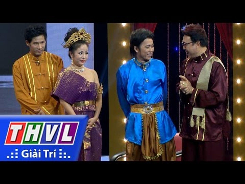 THVL | Hội quán tiếu lâm 2 - Tập 6: Tiếu lâm hội - Khách mời Nam Thư, La Thành, Thanh Thức