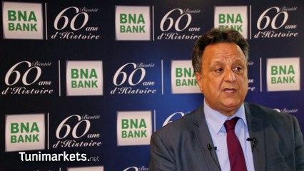M. Habib BEN HADJ KOUIDER : Une Augmentation du capital en numéraire et par incorporation de réserves (BNA)