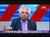 ستوديو البلد مع حمدى رزق ج2  12-8-2013