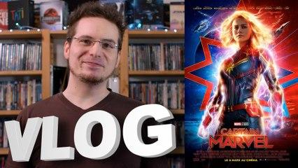 Vlog #590 - Captain Marvel