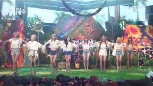[MPD직캠] 소녀시대 직캠 파티 PARTY Girls Generation Fancam Mnet MCOUNTDOWN 150716