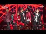 [MPD직캠] 아이콘 1위 앵콜 직캠 DUMB & DUMBER iKON Fancam No.1 Encore full ver. MNET MCOUNTDOWN 160128
