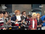 비스트 컴백 미니팬미팅 BEAST MINI FAN MEETING Mnet MCOUNTDOWN 150730