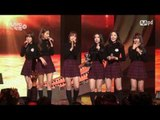 [MPD직캠] 여자친구 1위 앵콜 직캠 시간을 달려서 ROUGH GFRIEND Fancam No.1 Encore full ver. MNET MCOUNTDOWN 160128
