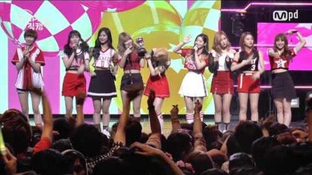 [MPD직캠] 트와이스 1위 앵콜 직캠 Cheer Up Fancam No.1 Encore full ver. MNET MCOUNTDOWN 160519