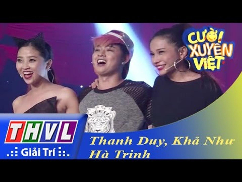 THVL | Cười xuyên Việt 2015: Ha ha ha - Thanh Duy, Khả Như, Hà Trinh