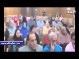 صدى البلد | الإحتفال باليوم العالمي لذكري ضحايا حوادث الطرق ببني سويف  