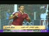 هجوم شوبير على احمد عبد الظاهر لرفعه علامة رابعة ...ويوجه رسالة  له :يا تلعب كورة يا تلعب سياسة !