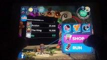 Talking Tom Candy Run Vs The Boney Run Vs Run Sackboy Vs Shadow Fight 2 Vs Hungry Shark Vs WeBareBears Vs Masha Run Vs Hill Climb 2 - Android iOS Gameplay