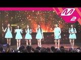 [MPD직캠] 여자친구 1위 앵콜 직캠 4K '여름비(SUMMER RAIN)' (GFRIEND FanCam No.1 Encore) | @MCOUNTDOWN_2017.9.21