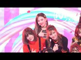 [MPD직캠] 트와이스 나연 직캠 'LIKEY' (TWICE NAYEON FanCam) | @MCOUNTDOWN_2017.11.9