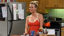 Kaley Cuoco Shares New Big Bang Theory Set Photos