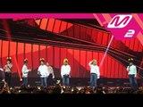 [MPD직캠] 갓세븐 1위 앵콜 직캠 4K 'Lullaby' (GOT7 FanCam No.1 Encore) | @MCOUNTDOWN_2018.10.04