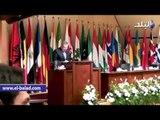 """صدى البلد   بدء فاعليات مؤتمر """" الديمقراطية"""" بمكتبة الإسكندرية"""