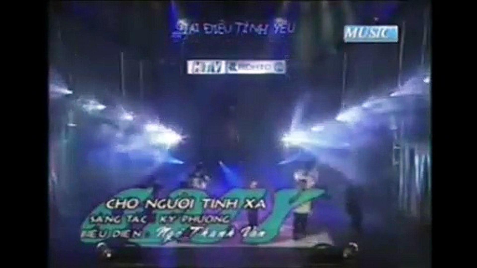 Ngô Thanh Vân đi hát