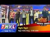 THVL | Ca sĩ giấu mặt 2015 - Tập 11: Ngô Kiến Huy | Nghi Ngờ - Ngô Kiến Huy,  5 thí sinh