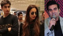 Arbaaz Khan talks about Malaika Arora and his Son Arhaan: Check Out Here   FilmiBeat