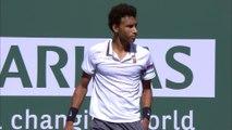 ATP - Indian Wells 2019 - La victoire de Felix Auger-Aliassime contre Cameron Norrie