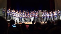Harmony Explosion 2018 (13) - Sit Down, You're Rocking The Boat (Boys Chorus)