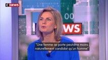 Marguerite Bérard, directrice des réseaux France du groupe BNP Paribas, à propos des femmes au sein des entreprises