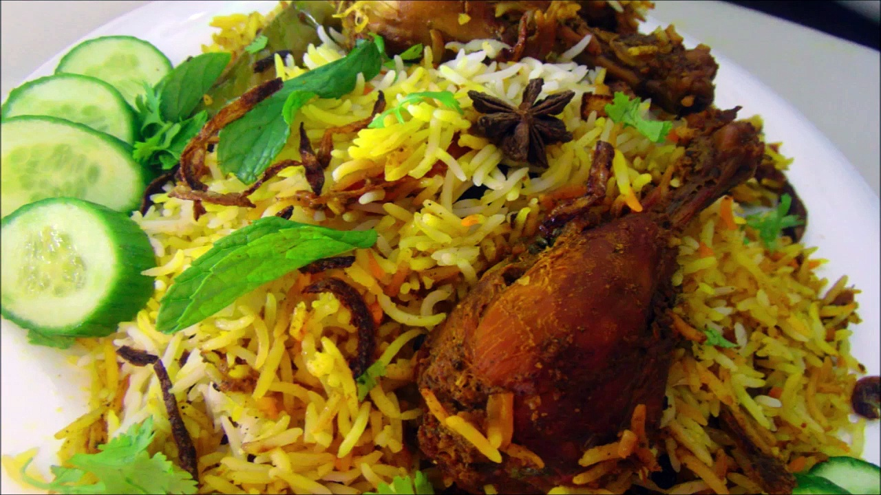 Chicken Biryani – Chicken Kabsa – Chicken Pulao