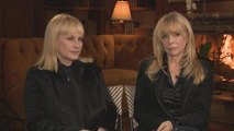 Patricia and Rosanna Arquette Talk Friendship Between Luke Perry and Sibling Alexis (Exclusive)