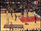Knicks 105, Bulls 100 (F)01-08-08 Eddy Curry scored a season