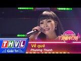 THVL   Người hát tình ca – Tập 9: Về quê – Phương Thanh