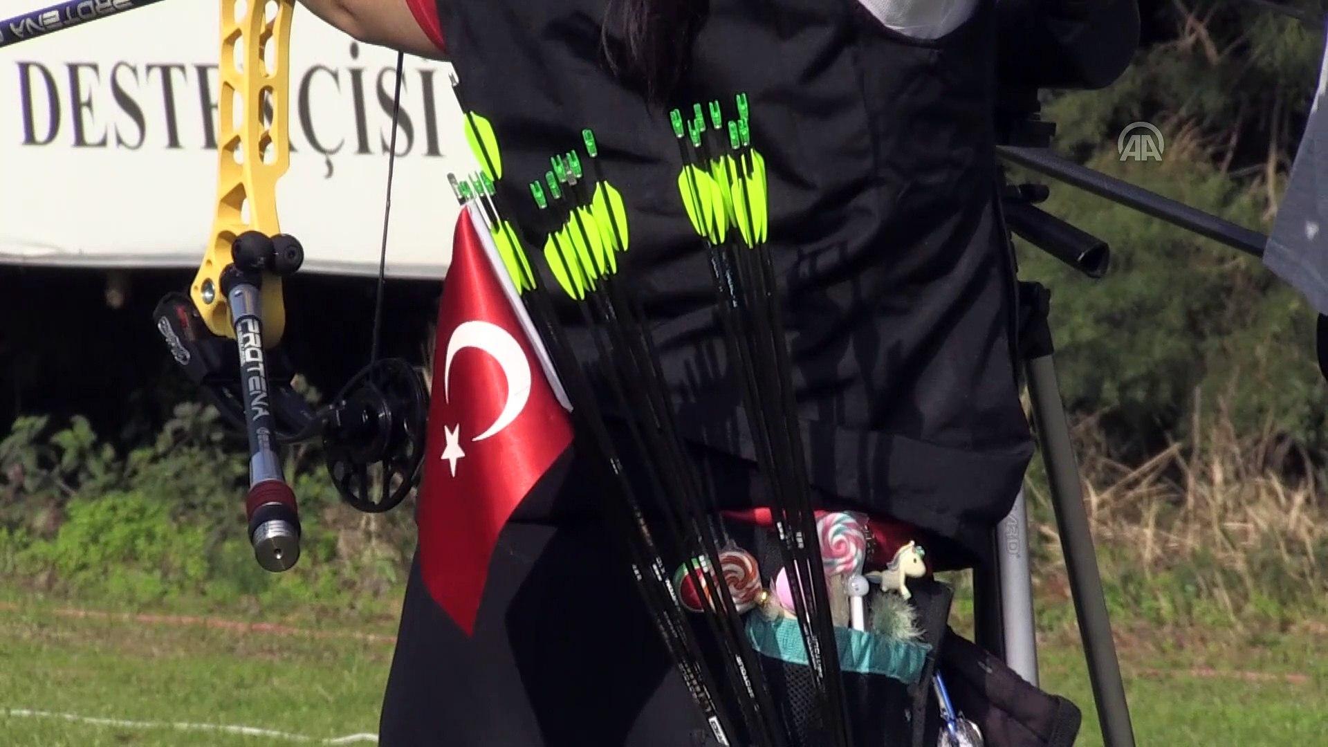 'Türk kadını hedefi 12'den vurur'- ANTALYA