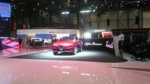 Alfa Romeo Tonale au salon de Genève 2019