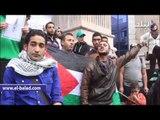 صدى البلد | وقفة أمام «الصحفيين» للتنديد بلقاء «عكاشة» مع سفير إسرائيل