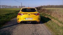 Essai Renault Megane 4 RS Trophy 300 EDC | acceleration (engine sound)