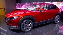 VÍDEO: Debut oficial del Mazda CX-30 2019, te contamos todos los detalles