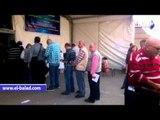 صدى البلد | تزايد الإقبال على عملية التصويت في انتخابات المهندسين باستاد القاهرة