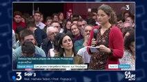 Un collégien interpelle Macron sur l'écologie - ZAPPING ACTU DU 08/03/2019