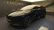 Aston Martin Lagonda All Terrain Concept at Geneva 2019