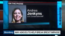 Highly Unlikely Brexit Vote Passes Next Week, Says U.K. Conservative MP Jenkyns