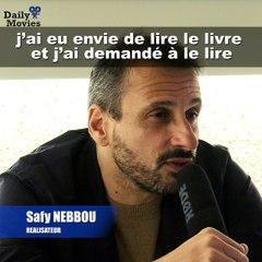Celle que vous croyez : Safy Nebbou en Interview