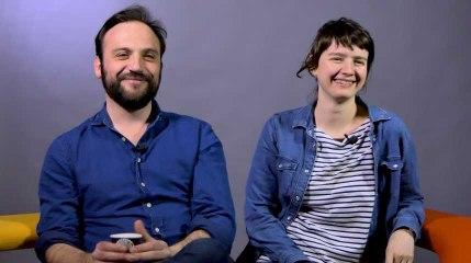 Pauline Etienne, Jean-Jacques Rausin (Ennemi public) et La Loi des séries
