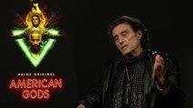 American Gods : rencontre avec Ricky Whittle et Ian McShane